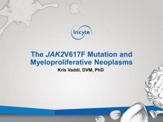 jak2v617f mutation myeloproliferative neoplasms