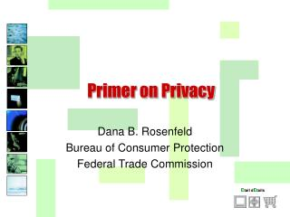 Primer on Privacy