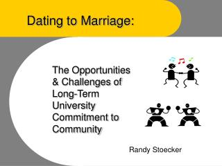 Dating to Marriage: