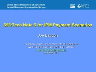 595/Tech Note 5 for IPM Payment Scenarios