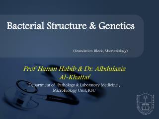 Prof  Hanan Habib  & Dr.  Albdulaziz  Al- Khattaf