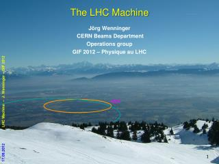 The LHC Machine