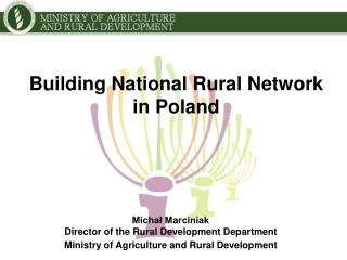 Building National Rural Network  in Poland