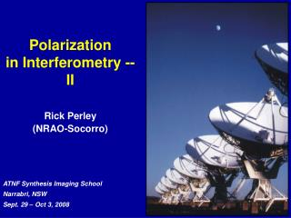 Polarization  in Interferometry -- II