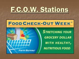 F.C.O.W. Stations