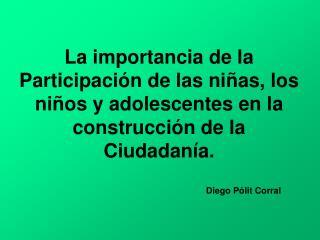 Diego Pólit Corral