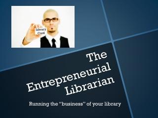 Innovation, Entrepreneurship, And the Business Marketer