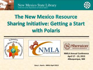 The New Mexico Resource Sharing Initiative: Getting a Start with Polaris