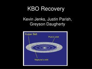 KBO Recovery