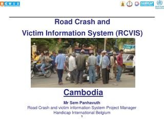 Road Crash and Victim Information System (RCVIS)