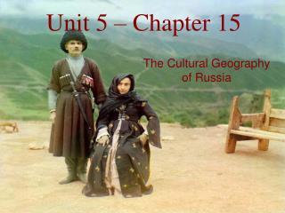 Unit 5 � Chapter 15