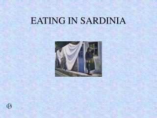 EATING IN SARDINIA