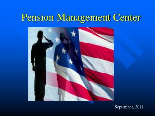 Pension Management Center