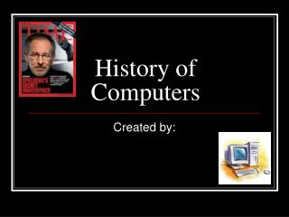 History of Computers