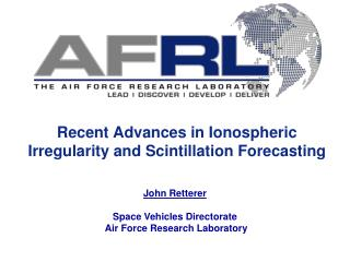 Recent Advances in Ionospheric Irregularity and Scintillation Forecasting
