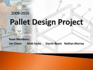 Pallet Design Project