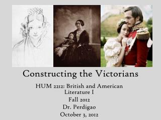 Constructing the Victorians