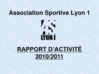 Association Sportive Lyon 1