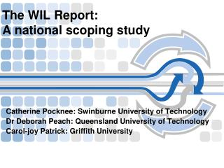 The WIL Report:  A national scoping study
