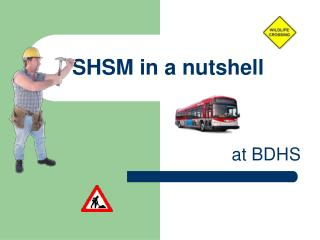 SHSM in a nutshell