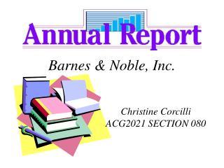 Barnes & Noble, Inc.