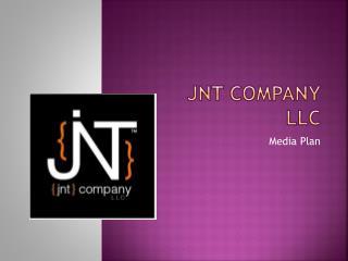 JNT Company  LLC