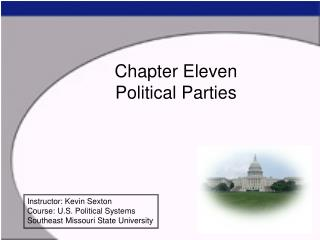 Chapter Eleven Political Parties