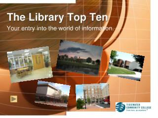 The Library Top Ten