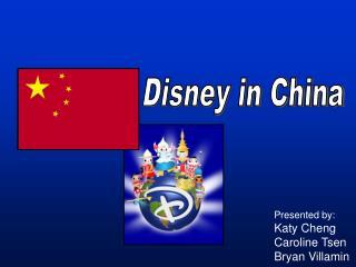 Presented by: Katy Cheng Caroline Tsen Bryan Villamin