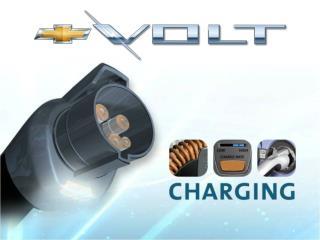 Charging at 120 and 240 Volts