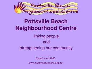 Pottsville Beach Neighbourhood Centre