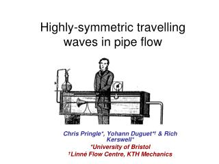 Highly-symmetric travelling waves in pipe flow