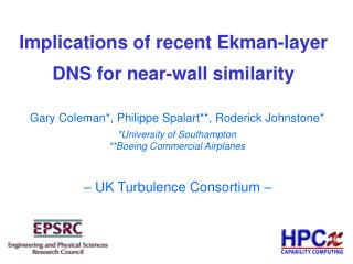 Implications of recent Ekman-layer DNS for near-wall similarity