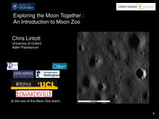 Exploring the Moon Together :  An Introduction to Moon Zoo