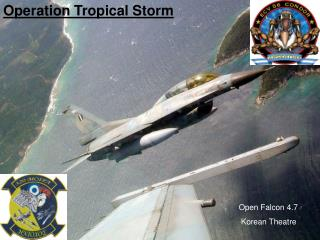 Operation Tropical Storm