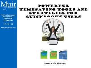 Powerful Timesaving Tools and Strategies for QuickBooks Users