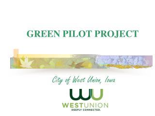 GREEN PILOT PROJECT