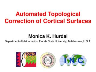 Automated Topological Correction of Cortical Surfaces