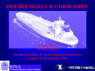 DOUBLE HULLS & CORROSION