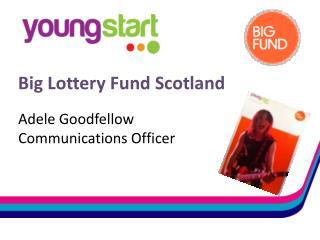 Big Lottery Fund Scotland