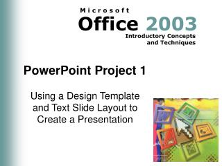 PowerPoint Project 1