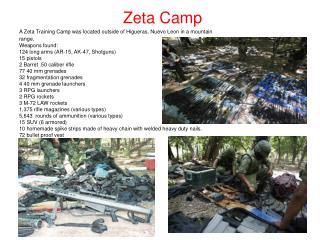 Zeta Camp
