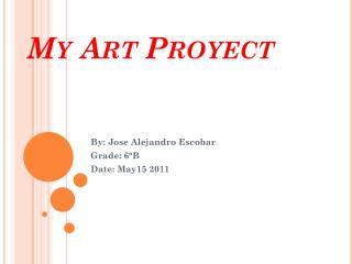 My Art  Proyect