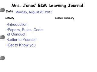 Monday, August 26, 2013