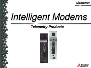 Telemetry Products