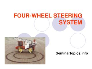 FOUR-WHEEL STEERING SYSTEM