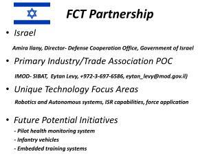 FCT Partnership