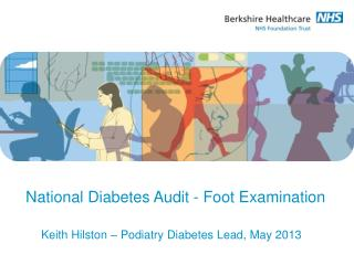 National Diabetes Audit - Foot Examination