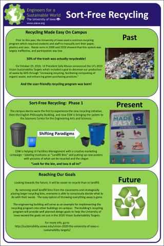 Sort-Free Recycling