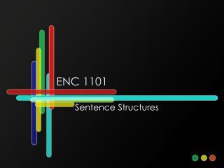 ENC 1101